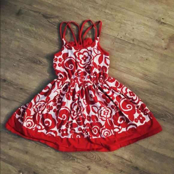 Girls Gymboree Summer Dress